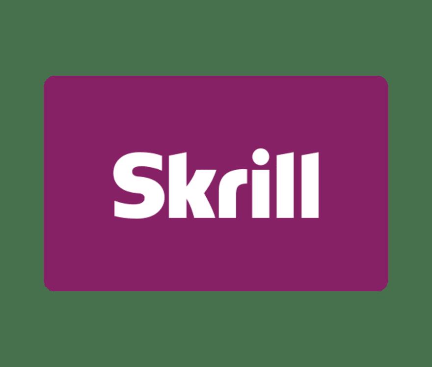 Alla 8 New Casinon med Skrill