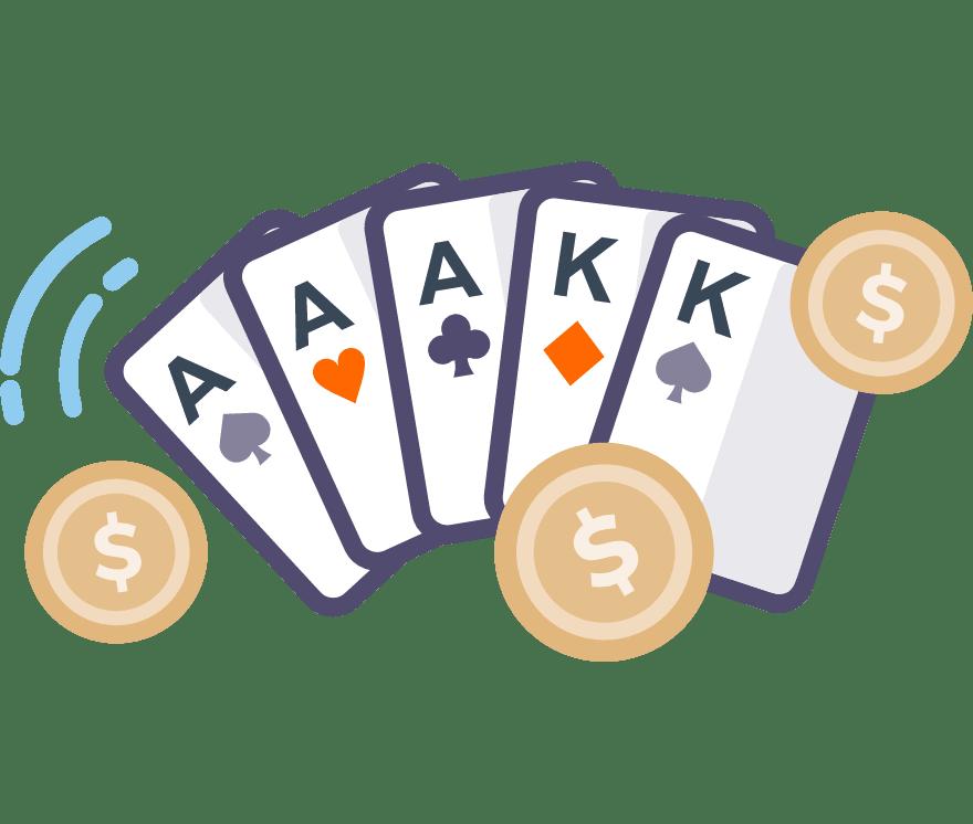 4 Bästa Poker New Casinos 2021