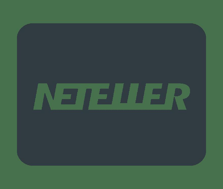 Alla 7 New Casinon med Neteller