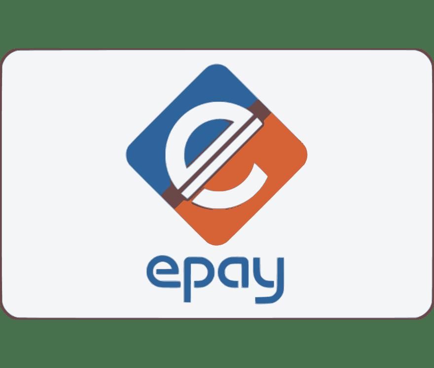 New Casinon med ePay 2021