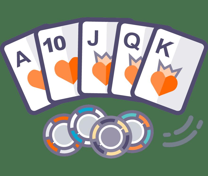 1 Bästa Texas Holdem New Casinos 2021